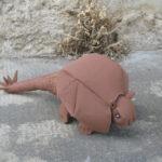 Doedicurus animal préhistorique